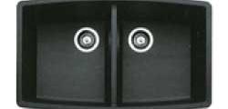 Silgranit Perfoma 50/50 Bowl