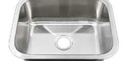Medium Polished Bowl Sink