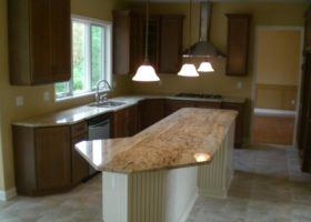 Custom Kitchen 3