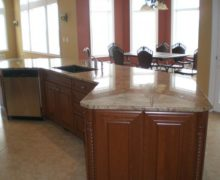 Custom Kitchen 4